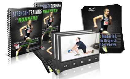 An image of our product strength training for runners