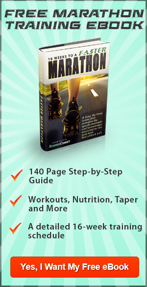 Marathon Training eBook
