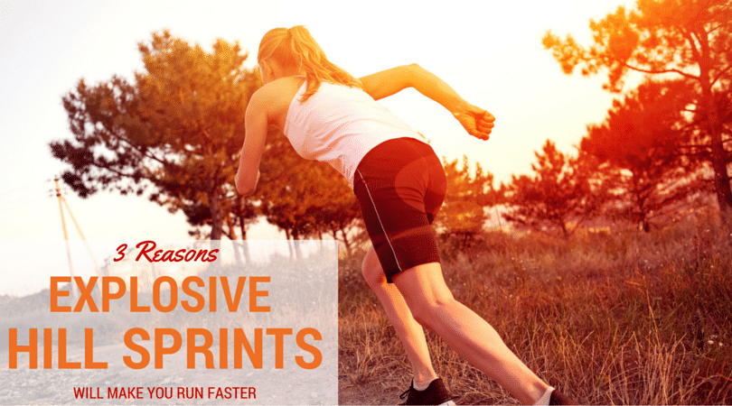 Learn how running short hill sprints into your training can have you running faster, help you stay injury-free and increase your fitness.