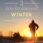 3 Tips to Help You Survive Running in the Snow