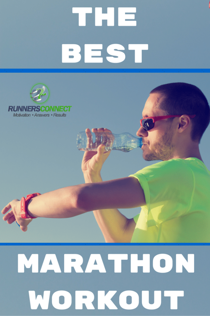 Looking for the best marathon workout? This article will explain the purpose, execution and theory behind the most marathon specific workout you can run to make sure you are ready for your best marathon ever!