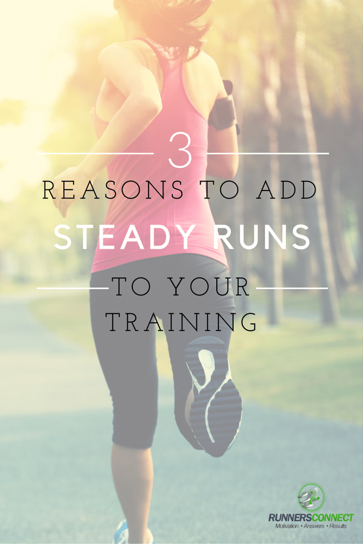 I had no idea steady runs were so important! Steady runs are a great way to build aerobic strength, which is the foundation for your best performances from 5k to the marathon, here is how to add them.