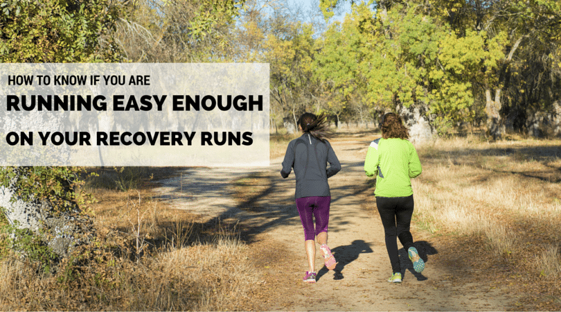 Why recovery runs are as important, of not more important, than the hard workouts themselves, and how to make sure you are running them right.