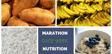 This article will teach you exactly what you should eat during the week leading up to and morning of the Marathon race