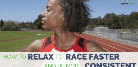 How to Relax to Race Faster and Be More Consistent