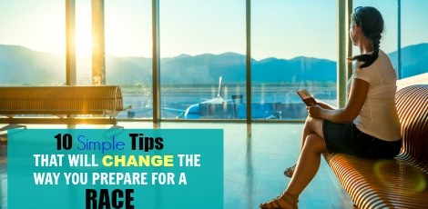 The week before a marathon is stressful. We give you runner friendly tips and tricks to make travel, your pre-race diet, and tapering easy, to be race ready
