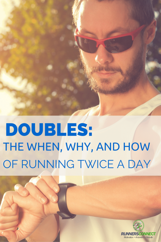 I have thought about it, this article explained it clearly. The advantages and disadvantages of running twice per day and whether it's right for you given your current training and goals.