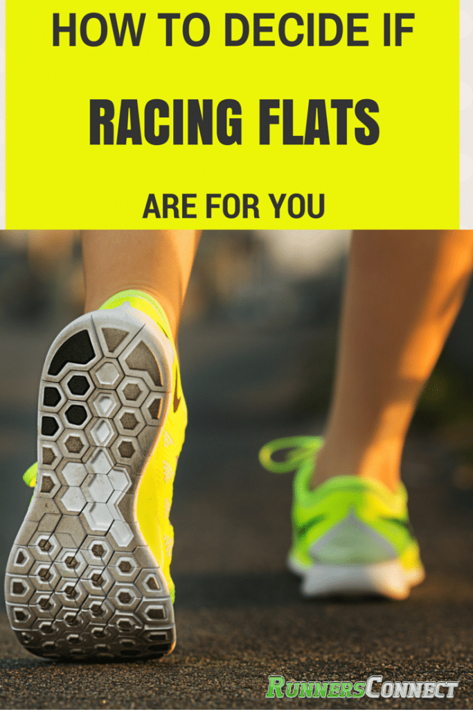How To Decide If Racing Flats Are For You