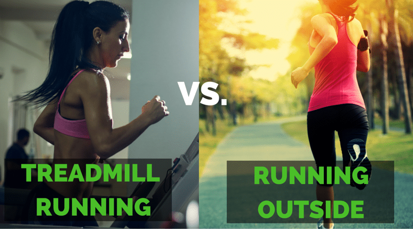 Some people love it, some people hate it, but how does running on a treadmill compare to running outside? We dug into the research and then give recommendations of when it is best to use each type.