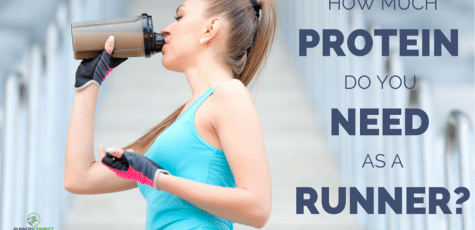 Runners need protein to improve recovery (and heal) after we run, but how do we know if we need enough or need a protein shake? We answer your common questions.