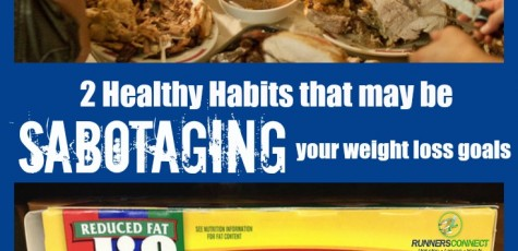 """You are putting in the miles, you are making the effort with your diet and you still aren't losing weight? Are you getting stuck in the hidden """"healthy habit"""" calorie traps?"""