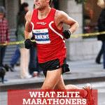 What Elite marathoners Can Teach You About the Marathon Taper