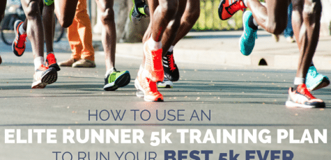 Elite runner training logs can show us what 5k workouts help the best in the world use to run faster. How you can adapt them to your training and goal pace to run your fastest 5k ever!