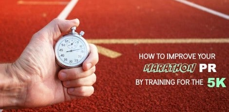 Want to run a faster marathon? Hit the plateau? We have 2:14 Marathoner Nate Jenkins share 3 weeks of his training, and we explain why & how 5k training can be helpful if you need to improve your top end speed to reach the next level in the marathon.