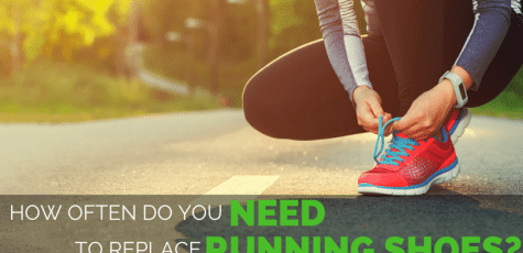 In this article we examine the science behind when you need to replace your running shoes, and how old shoes may lack shock absorption, which will put you at risk of injury as the cushioning breaks down, but your running mechanics should not be affected by how worn down your shoes are.