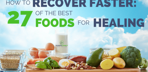 Suffering from an injury? Or maybe you want to be the best runner you can be? Make sure you are getting these foods into your diet as often as possible.
