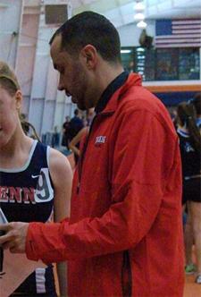 Blake Boldon coaching