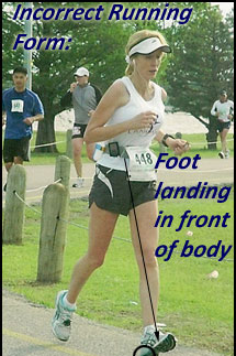 What Does Good Running Form Feel Like