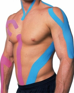 kinesio tape runners does it work