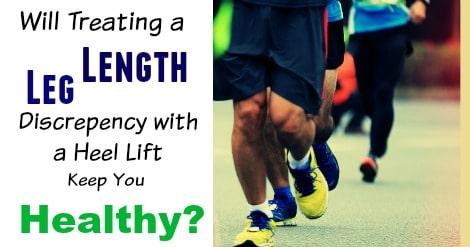6e7d6ca8d11d Leg Length Discrepancy in Runners - The Scientific Research