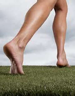 barefoot running arch strength