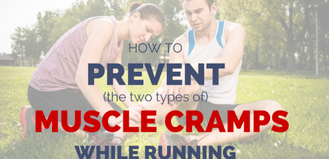 Muscle cramps while running are extremely painful, but knowing what causes the two types of muscle cramps will help you know the right remedies to treat it and prevent muscle cramps in future.