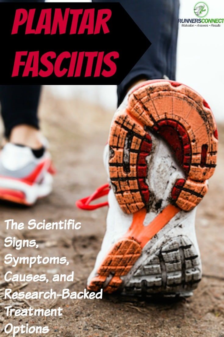 If you struggle with Plantar Fasciitis or think you may be starting to feel it, get it taken care of now. Here's our meticulously researched guide on the signs, symptoms and causes of plantar fasciitis as well as research-backed treatment options