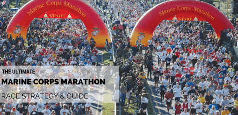 Racing the Marine Corps Marathon this weekend? One of my favorite marathons in the country. Here is our can't miss race strategy guide that breaks down the race, section by section, and helps you avoid the 3 most common pacing mistakes on the course