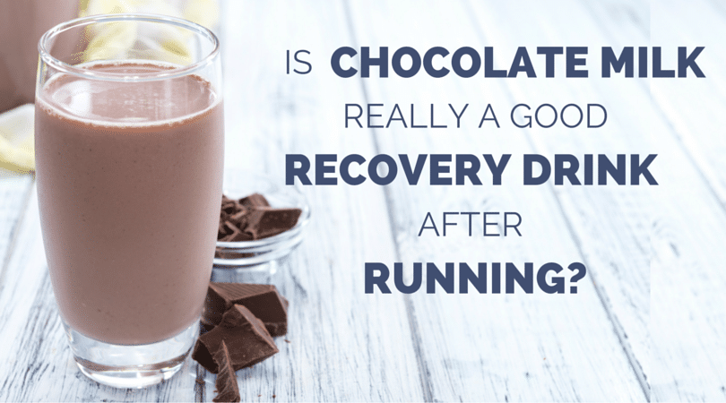 Another reason to keep chugging it! Chocolate milk has been called the best recovery drink. But, is chocolate milk really going to help a runner recover faster? The research says yes!