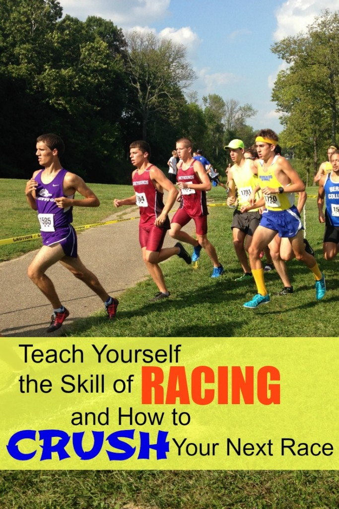 Racing is about you versus yourself. Learning to push yourself in a race is a skill. We show you 3 ways to teach yourself through pain to run to your potential in your next race.