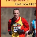What Does an Elite Marathon Runner's Diet Look Like?