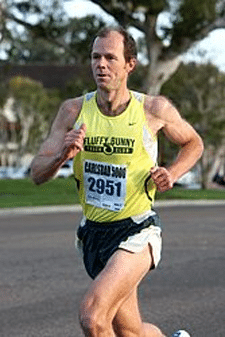 pete magill training masters running