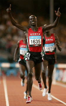 diet of kenyan runners