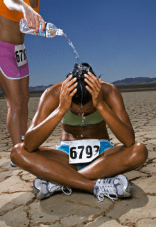 over-training syndrome running