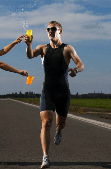 running marathon nutrition