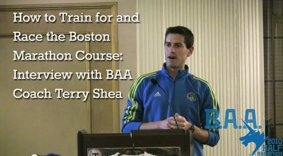 How to Train for and Race the Boston Marathon Course