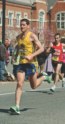 how to run boston marathon course