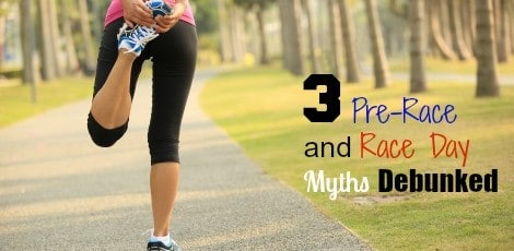 The few days before your race can be just as important as the months you've spent training, make sure you are ready to race to your best, by avoiding these