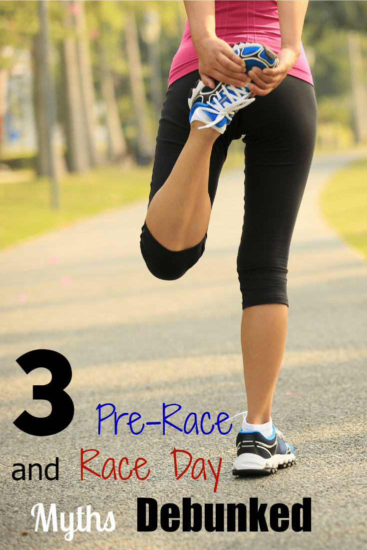 How to Avoid these 3 Pre-Race Myths to Race Faster