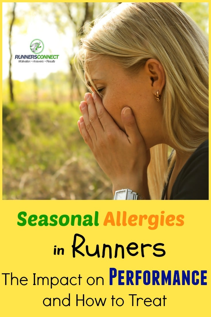 The scientific evidence and research on the prevalence of allergies in runners, what effects they can have on performance and how to treat.