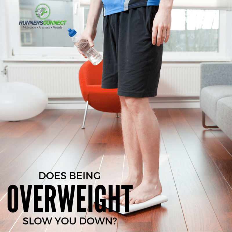 Does Being Overweight Slow You Down?