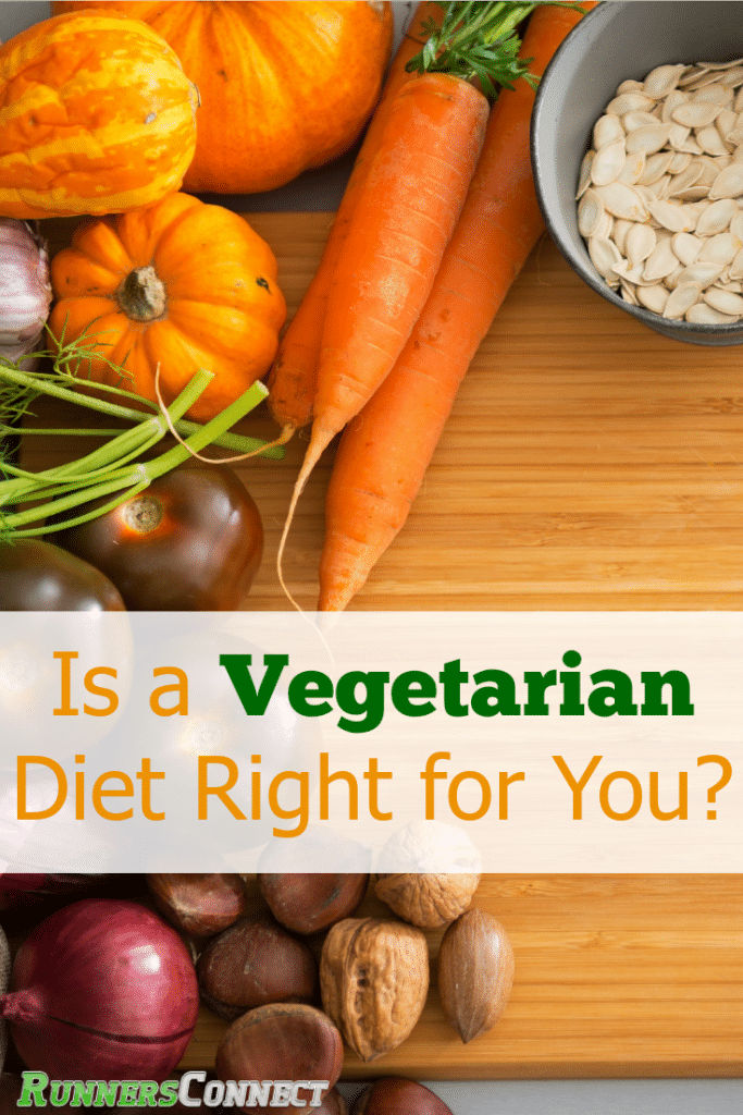 Always wondered if becoming a vegetarian would be healthier? We explain what the various types mean, how it can help you run faster, and the potential pitfalls you should watch out for.