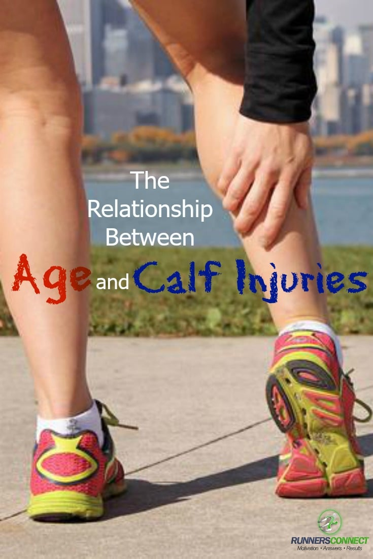 We Examine The Research On Why Older Runners Are At A Higher Risk Of Calf Injuries