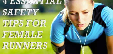 How do you find the balance between staying safe and enjoying the beauty and independence of a run as a female athlete? Here are 4 helpful tips