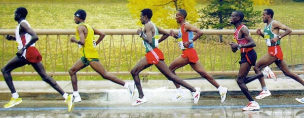 How To Improve Running Speed: Step Frequency and Step Length