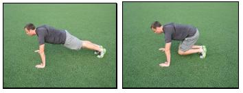 Mountain Climbers Doubles In