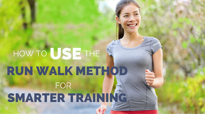 How to Ultilize the Run Walk Method for Smarter Training