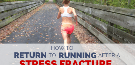 Stress fractures from running are common, but that does not make it any easier to handle. If you want to make sure you find the best training plan to return to running after a stress fracture to stay healthy, but get back to running quickly, this will help.