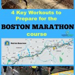 4 Key Workouts to Prepare for the Boston Marathon Course