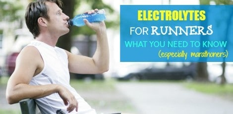 Maintaining electrolyte balance is important, but can be confusing. This article outlines a scientifically formulated plan to help you maintain levels & avoid cramps to run your best marathon yet.